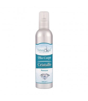 "Olio corpo Cristallo ""Purezza"" 200 ml"