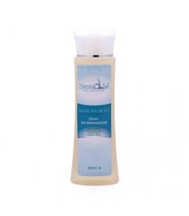 Olio da Massaggio Mar Morto, Speciale Cellulite&Adipe, Depurante con Fosfatidilcolina e Oli Essenziali di Ginepro e Menta