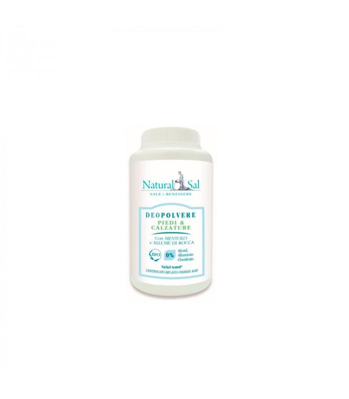 Deodorante spray al mentolo antibatterico per profumare e