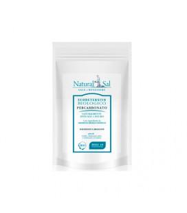 """Ecodetersivo """"Percarbonato di Sodio BIOLOGICO"""", polvere naturale, igienizzante e sbiancante"""