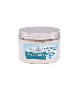 """Sali da Bagno Acqua Marina """"Serenità"""", con Sale Rosa dell'Himalaya, fragranza Vaniglia e Brezza"""