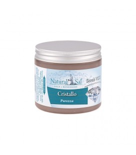 "Scrub Viso Cristallo ""Purezza"" 200 ml"