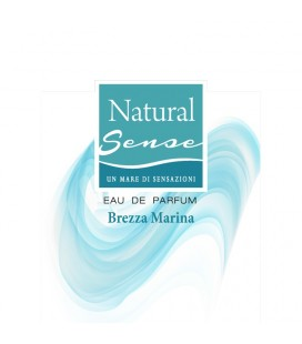 Profumo Corpo Donna NaturalSense Brezza Marina, fragranza cipriata