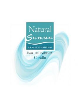 Profumo Corpo Donna NaturalSense Corallo, fragranza orientale-fiorita