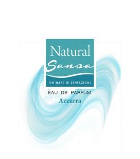 Profumo Corpo Donna NaturalSense Azzurra, fragranza floreale