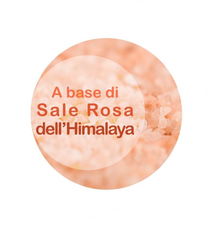 Cuscino Per Cervicale Con Sale.Cuscino Con Sale Rosa Dell Himalaya A Fascia Per Cervicale