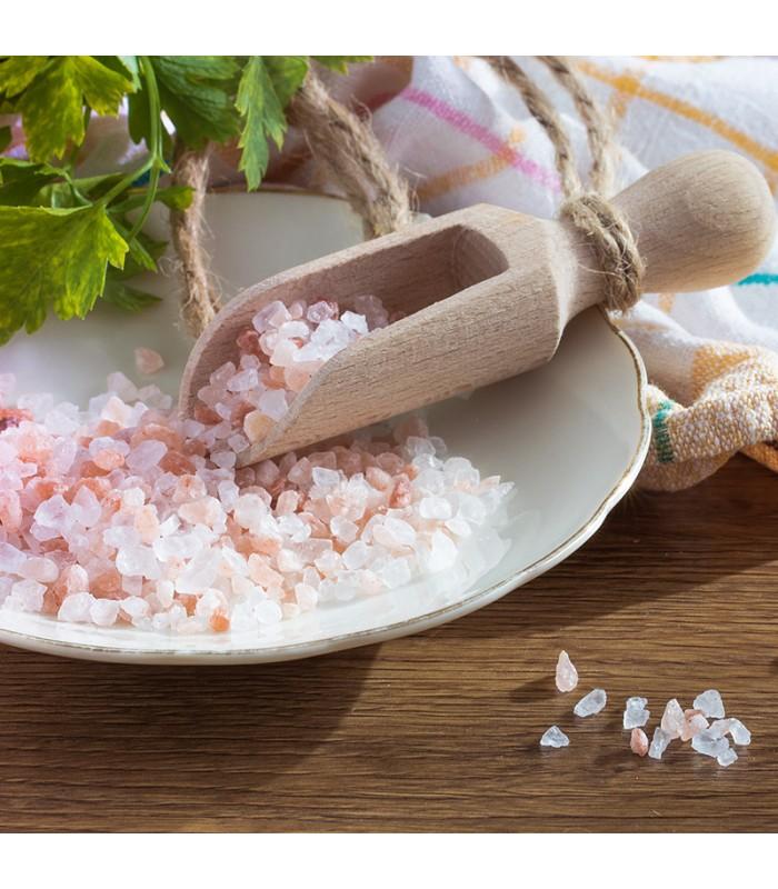 Sale rosa dell 39 himalaya per bagno e cucina grosso - Bagno con sale grosso ...