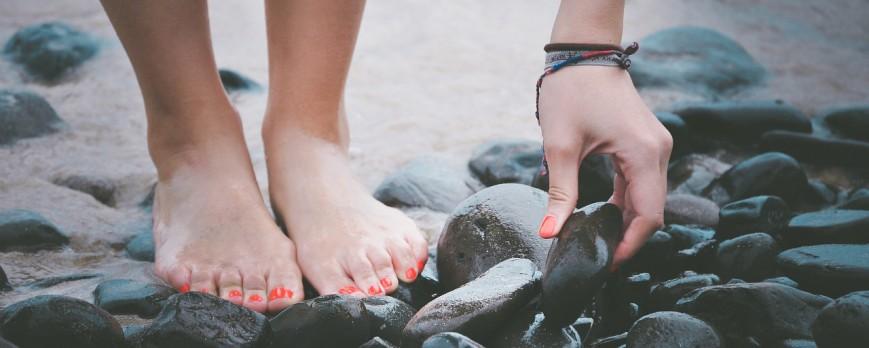 Scopri la forza dei cerotti per piedi disintossicanti