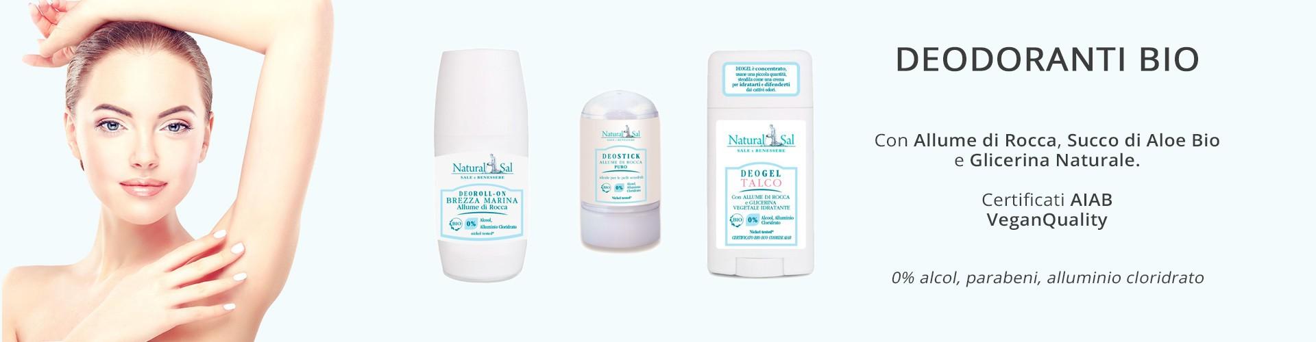 Deodoranti BIO 2019