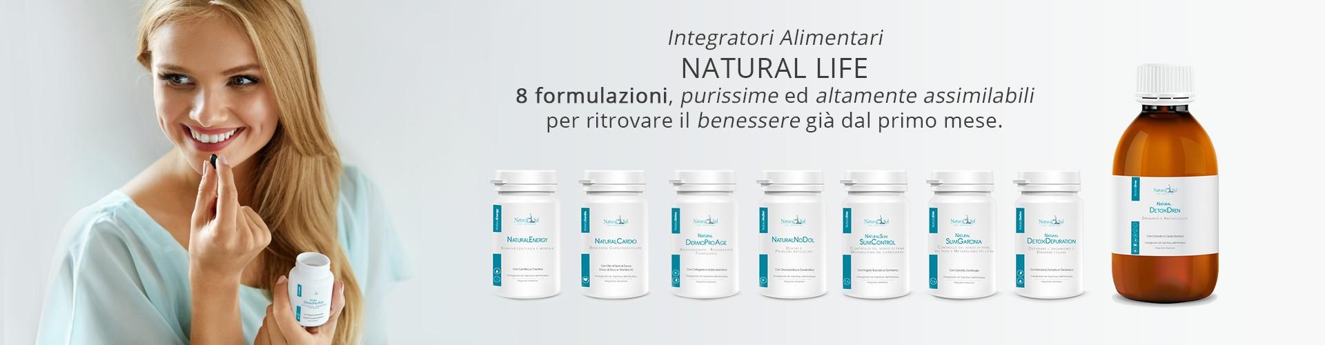 NaturalLife Integratori Alimentari